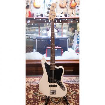 Custom Fender Jaguar Bass Olympic White