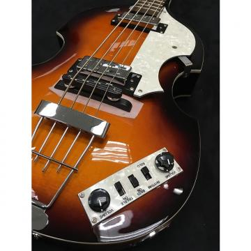 Custom 2010 Hofner B-Bass Hi-Series