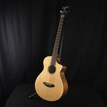 Custom Breedlove Pursuit Acoustic Bass (Manufacturer Refurbished)