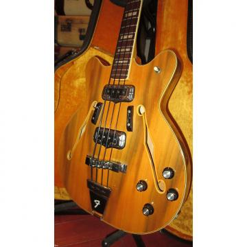 Custom 1968 Fender® Coronado II Hollowbody Bass