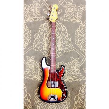 Custom Fender Precision Bass 1965 Sunburst