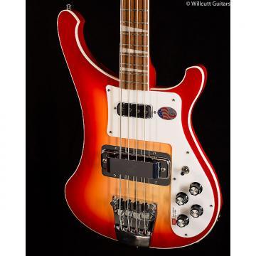 Custom Rickenbacker 4003 Fireglo (684)