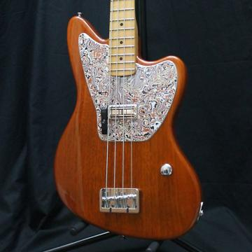 "Custom Used Fender Mstr Built Cst Shop Bass ""El Gato Trueno"""
