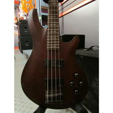 Custom Schecter Omen 4 2091 Walnut Satin (WSN)