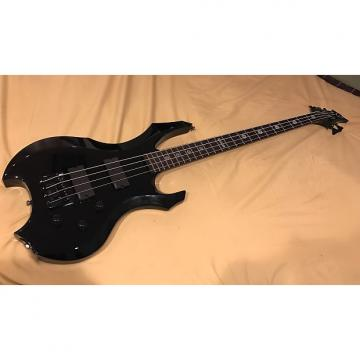 Custom ESP Tom Araya Bass - Black w/ Original ESP Hardshell case and COA