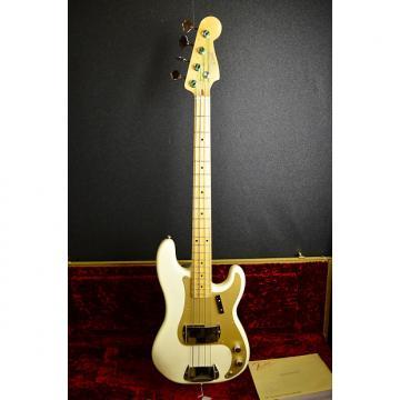 Custom Fender 1958 Reissue Precision Bass 2013 White Blonde