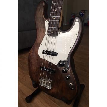 Custom 60's style Jazz Bass, Alder / Rosewood, Ulyate single coils, VIDEO
