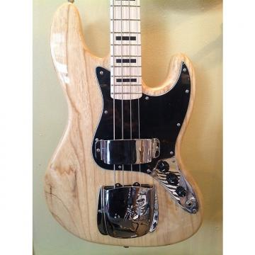 Custom Vintage By Trev Wilkinson Bass VJ74NAT 2016 Natural NOW ON SALE!