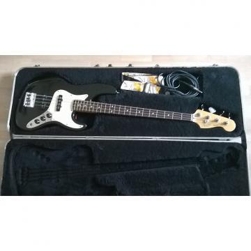 Custom Fender  American Standard Jazz Bass 1989 Black