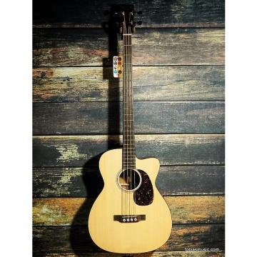 Custom Martin BCPA4 Performing Artist Bass Natural