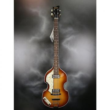 Custom Hofner H500/1 '62 Reissue Violin Bass