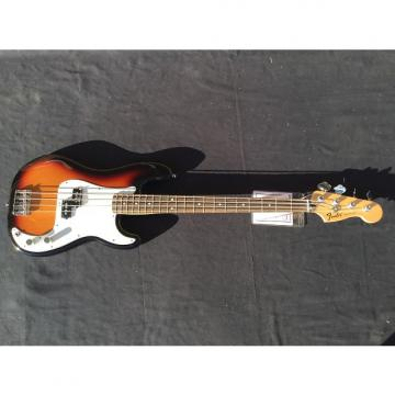 Custom Fender Standard P Bass Brown Sunburst Rosewood with Free Shipping