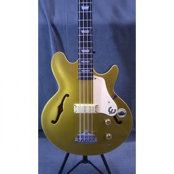 Custom 2004 Epiphone Jack Casady Signature Bass