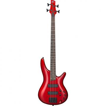 Custom Ibanez SR300B 4-String Electric Bass Guitar Candy Apple Finish