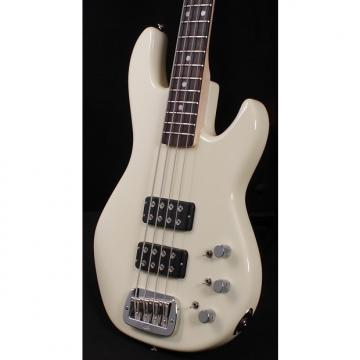 Custom G&L USA L-2000 Bass 2016 Vintage White
