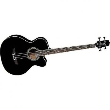 Custom Takamine EGB2S-BK G Series Acoustic/Electric Guitar - Black (091)