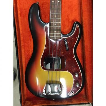 Custom Fender Precision 1966 Sunburst NEAR MINT!