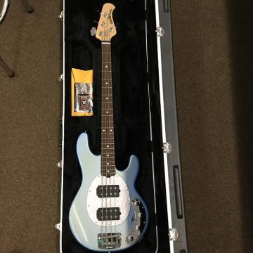 Custom Musicman Stingray Skyblue