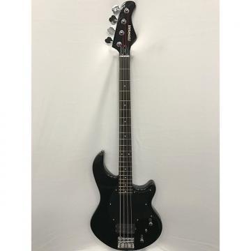 Custom Fernandes Atlas 4 Deluxe Electric Bass Guitar - Seymour Duncan Basslines Black
