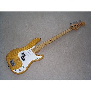 Custom Fender Precision 1975 natural/Maple