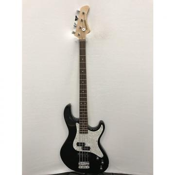 Custom Fernandes Retrospect 4 X Bass Guitar - Black