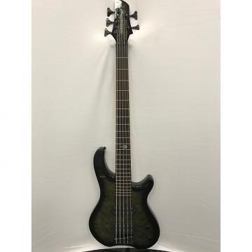 Custom Fernandes Tremor 5 X Tony Campos Signature Electric Bass - See Thru Black Satin
