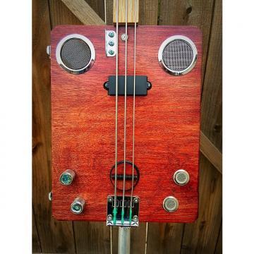 Custom Funguy Mojo Guitars Upright Three String Electric Bass