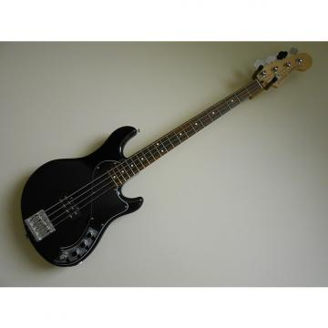 Custom Fender Deluxe Dimension IV Bass Black