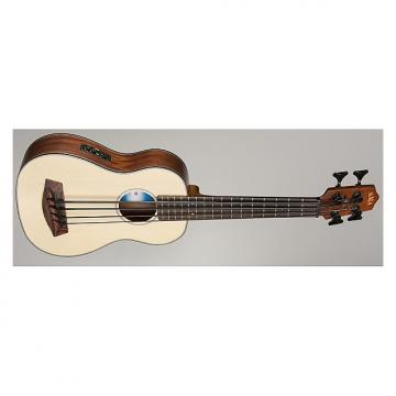 Custom Kala U-Bass SSMHG-FS Epicea (+ housse)