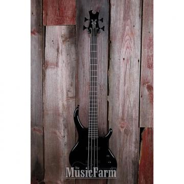 Custom Epiphone Toby Standard IV 4 String Electric Bass Guitar Michael Tobias Body