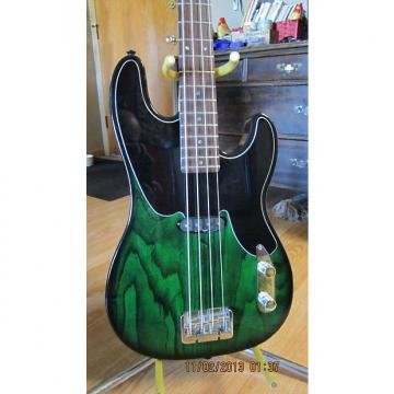 Custom Valenti '54 Pbass Greenburst