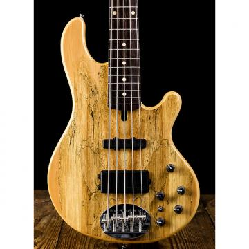 Custom Lakland Skyline 55-02 Deluxe Spalted Maple - Free Shipping