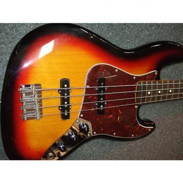 Custom B stock Fender Classic series 60's Jazz bass with Nitro Lacquer Finish