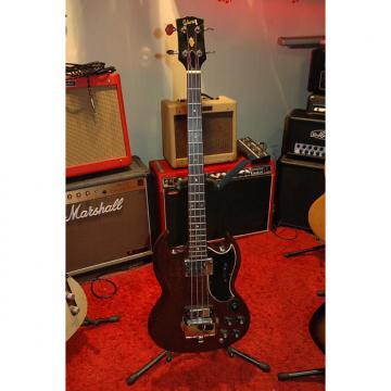 Custom Gibson EB-3 1967 Mahogany