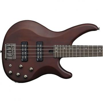 Custom Yamaha TRBX504 4-String Electric Bass - Translucent Brown
