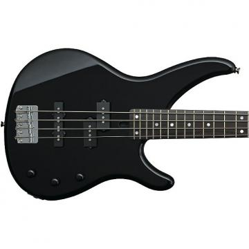 Custom Yamaha TRBX174 4-String Electric Bass - Black