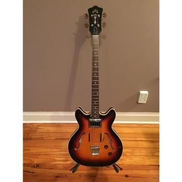 Custom Guild Starfire Bass Guitar 1966 Bi-Sonic pup