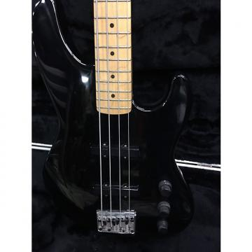 Custom Fender USA Deluxe Jazz Bass 1990 Black