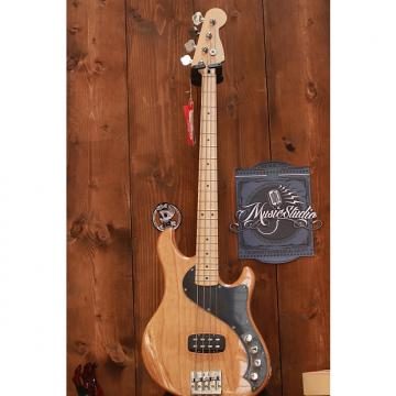 Custom Fender Deluxe Dimension Bass V (MIM) 2015 Natural Wood