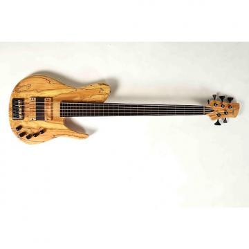 Custom JCR ST5 WJ 5-String Fretless Bass