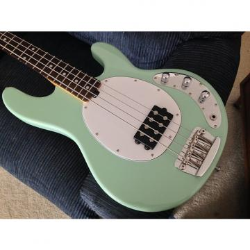 Custom Sterling Ray 34 by Musicman 2014 Mint Green