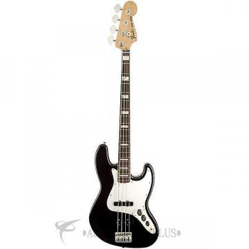 Custom Fender '70s Jazz Rosewood Fingerboard 4 Strings Electric Bass Guitar Black -132000306 - 717669559588