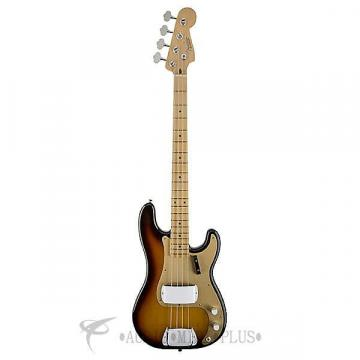 Custom Fender American Vintage 58 Precision 4S Electric Bass Guitar 3-Color Sunburst-191002800-885978278992
