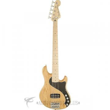 Custom Fender Deluxe Dimension Bass V Rosewood Fingerboard 5 Strings Electric Bass Guitar Natural - 1427123