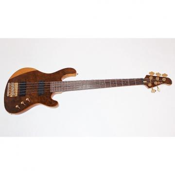 Custom Cort Jeff Berlin Series Rithimic V Electric Bass Guitar