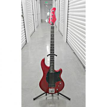 Custom Fernandes Atlas 4 Deluxe Red