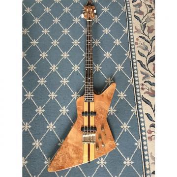 Custom Moonstone Exploder Bass circa 1982 Natural