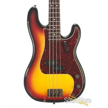 "Custom Nash PB-63 3TB ""Precision"" Electric Bass SND-165"