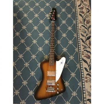 Custom Gibson Thunderbird Bicentennial Bass 1976 Tobacco Burst