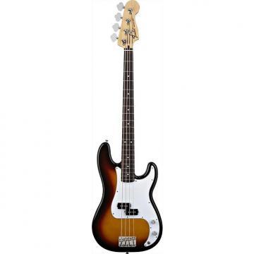 Custom Fender Standard Precision Bass, Brown Sunburst, Rosewood